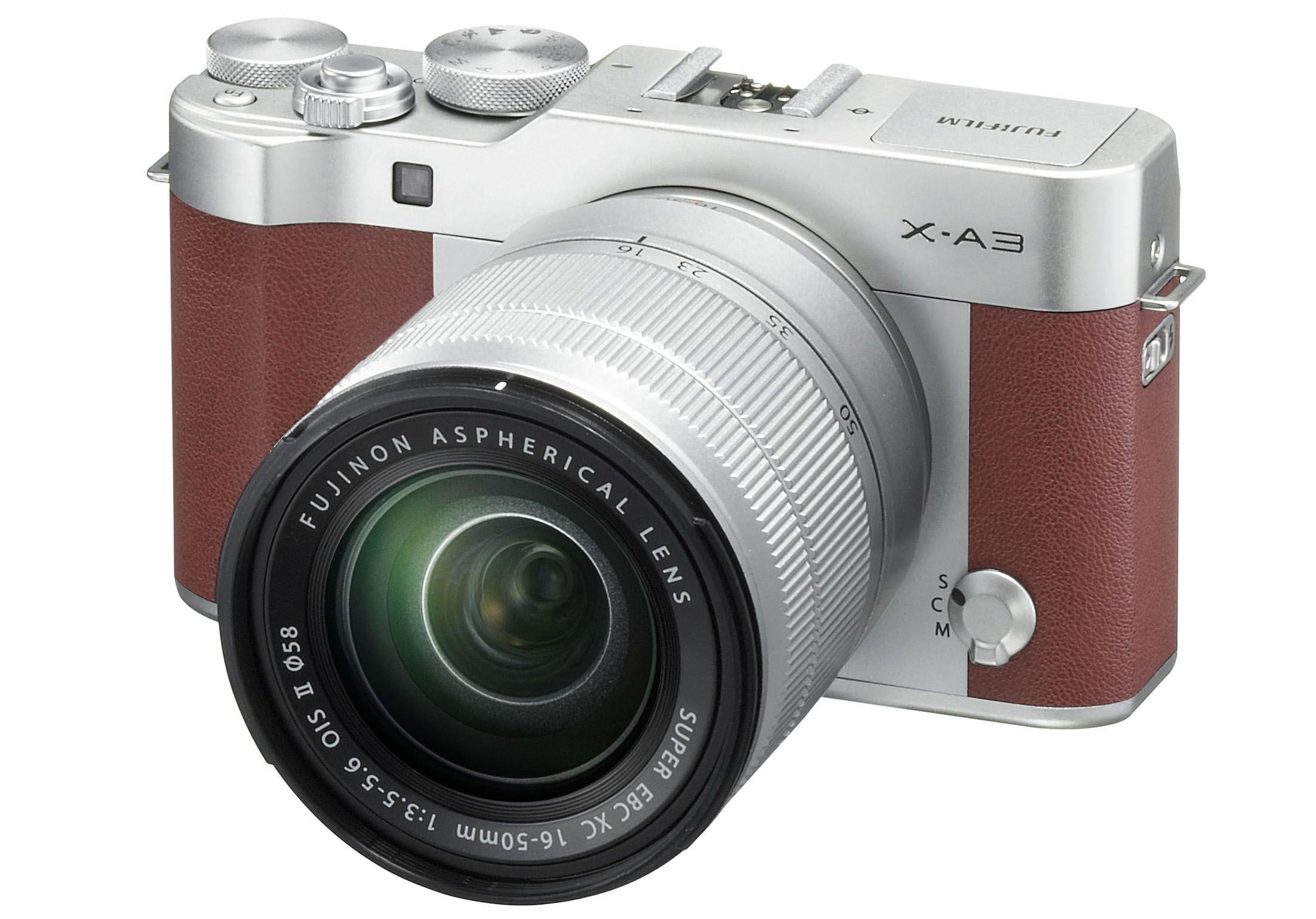Fujifilm_X-A3_Front