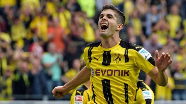 DembĂŠlĂŠ, Pulisic e Mor, il Borussia Dortmund si gode il suo futuro: 56 anni in 3 per stupire
