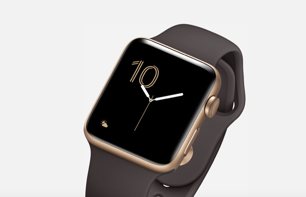 Apple Watch Serie 2-2
