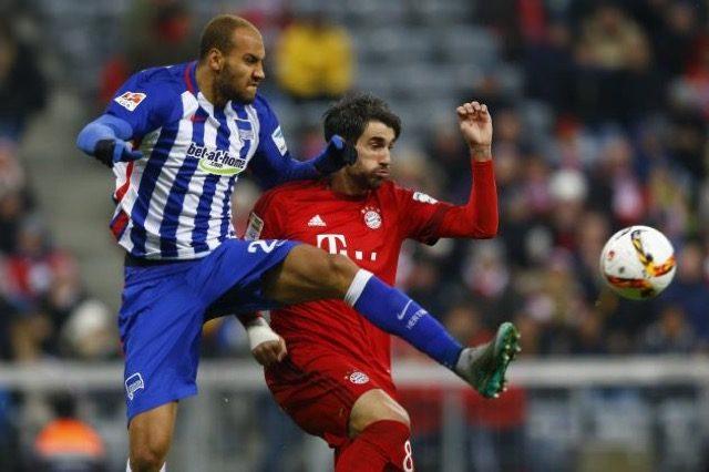 Bayern - Hertha