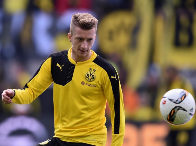 Dortmund tra emergenza e sorrisi: si ferma DembĂŠlĂŠ ma torna in squadra Marco Reus