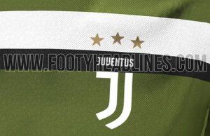Logo Juventus Terza maglia