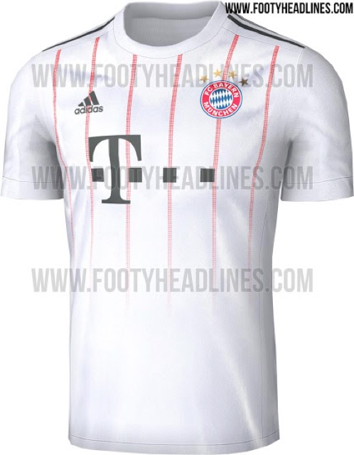 Bayern New kit