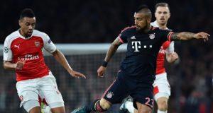 Bayern - Arsenal Vidal