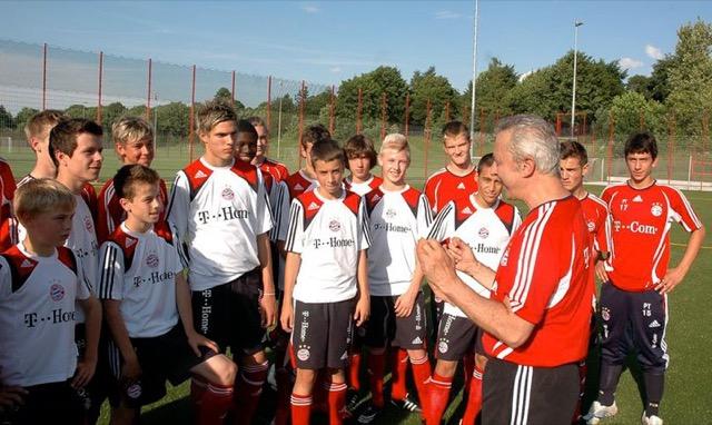 settore giovanile Bayern