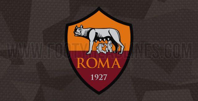 AS Roma terza maglia 2017/2018