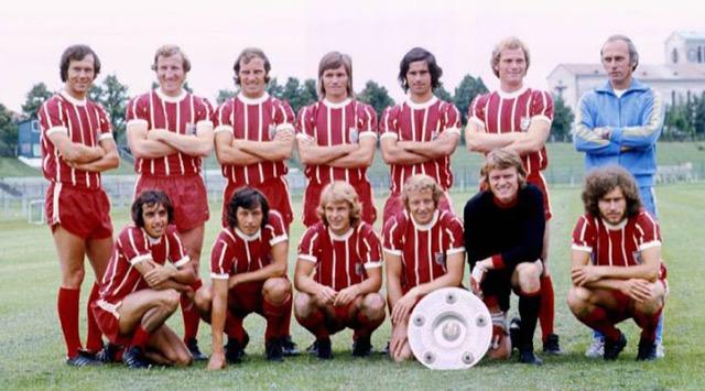 Bayern Monaco 1974