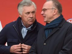 Ancelotti - Rummenigge