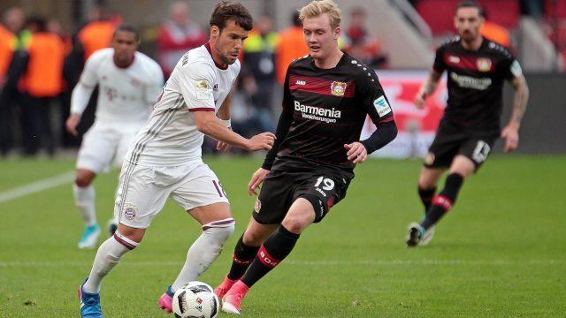 Bayern - Bayer Leverkusen