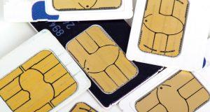 pin SIM card