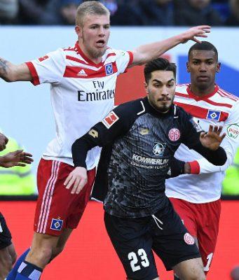 HSV - Mainz