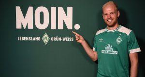 Klaassen Werder Brema