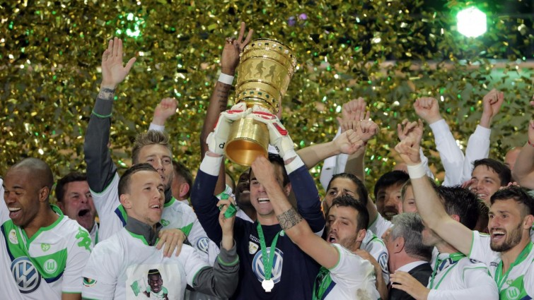 DFB Pokal Wolfsburg