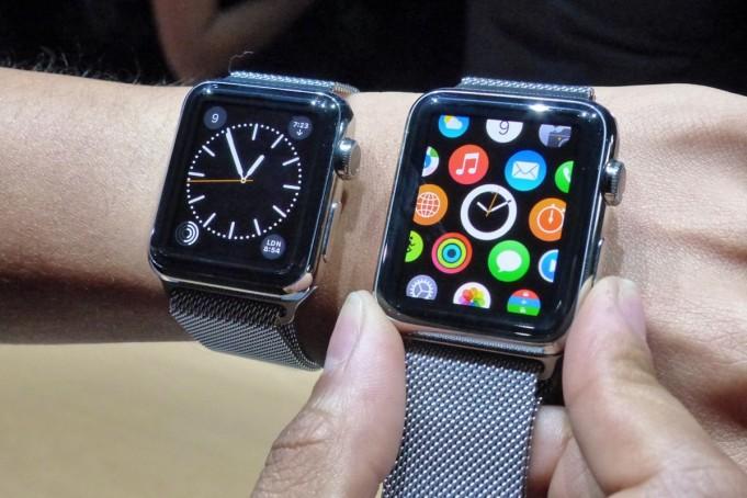 Apple Watch polso