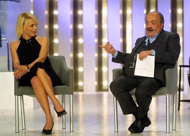 Maurizio Costanzo - Maria De Filippi
