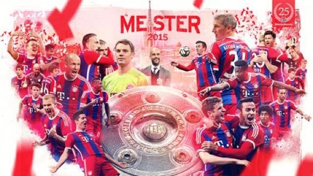 Bayern Campione