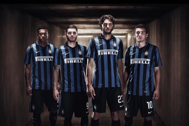 Inter nuova maglia 2015 2016