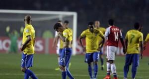 Coppa America Brasile eliminato