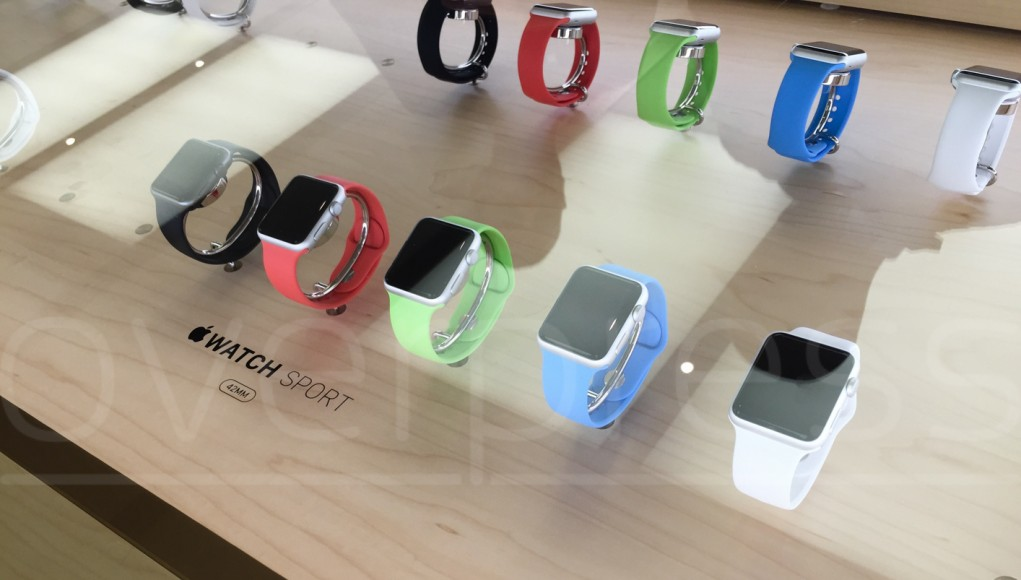 Il giorno di Apple Watch in Italia