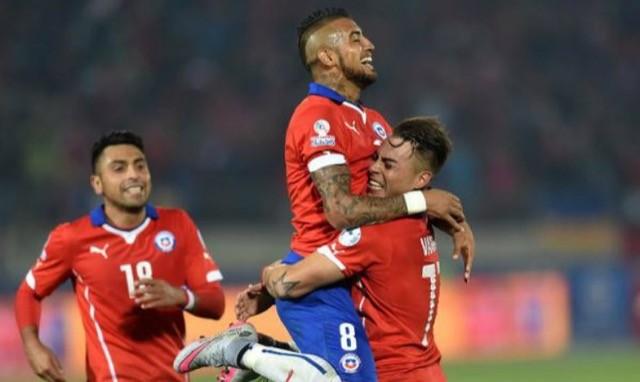 Cile - Messico