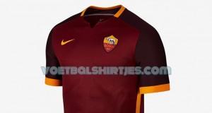 nuova maglia roma 2015