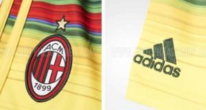 Milan terza maglia