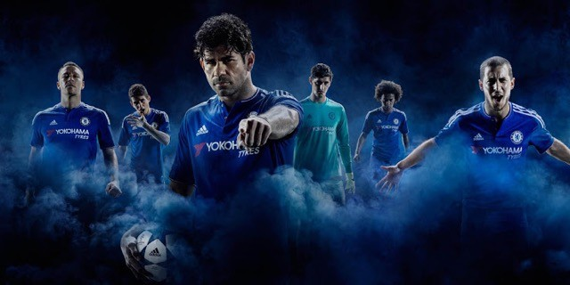 Nuove maglie Chelsea 2015-2016
