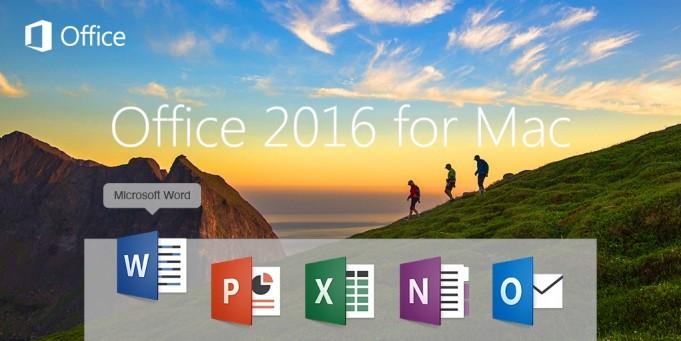 Office Mac 2015