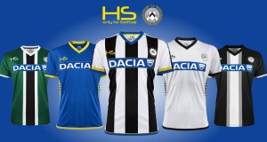 Udinese nuove maglie 15 16