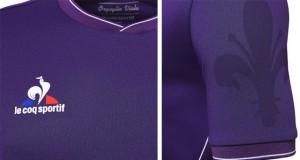 nuova maglia fiorentina le coq