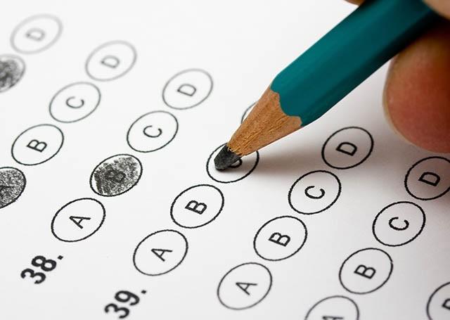 test medicina 2015