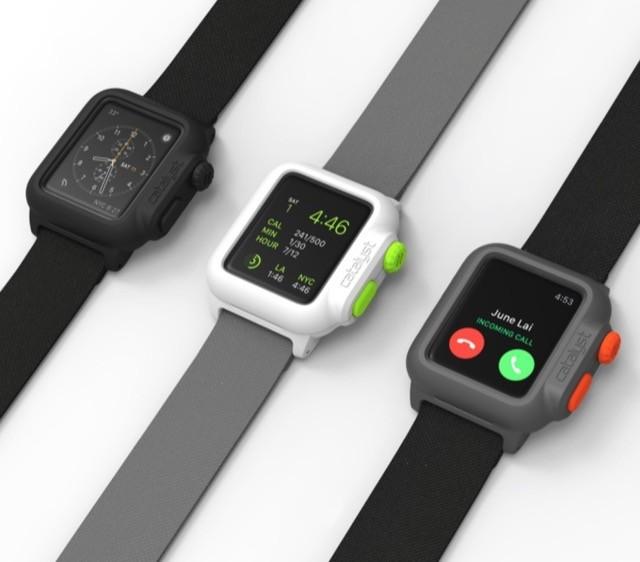 Apple Watch custodia acqua