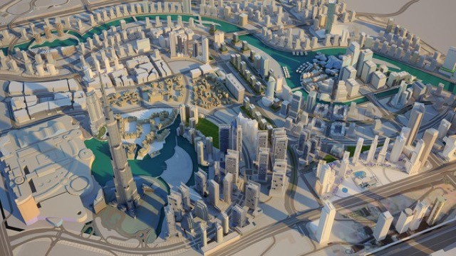 Dubai 4 Dimension