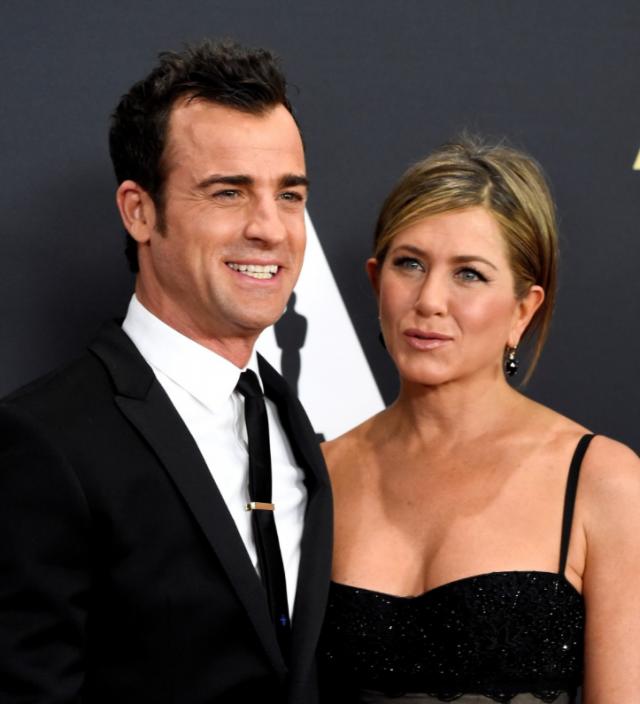 Jennifer Aniston matrimonio