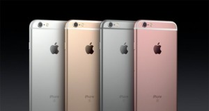 iPhone 6s colori