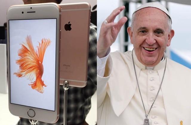 iPhone 6s papa