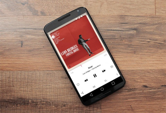 Android Apple Music