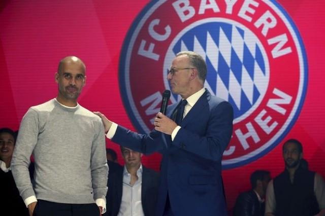 Bayern Monaco Guardiola