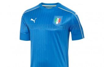 nuova maglia italia euro 2016