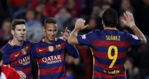 Barcellona - MSN
