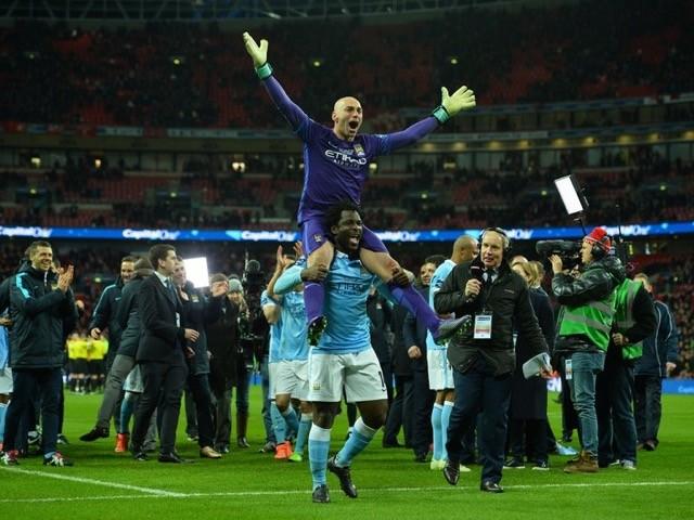 Caballero - Manchester City