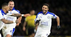 Mahrez - Leicester