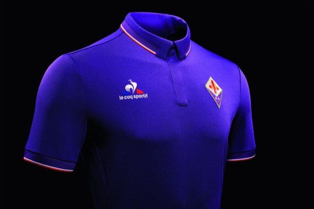 Nuova maglia Fiorentina 2016 2017