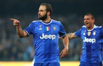 Higuain - Juventus