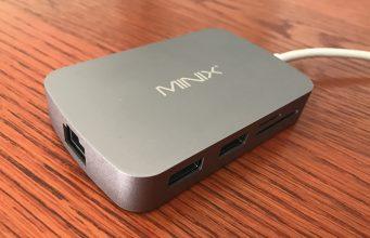 Minix Neo C hub