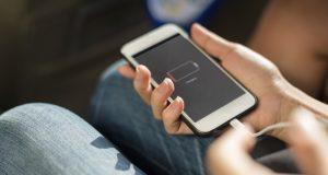 batteria dello smartphone